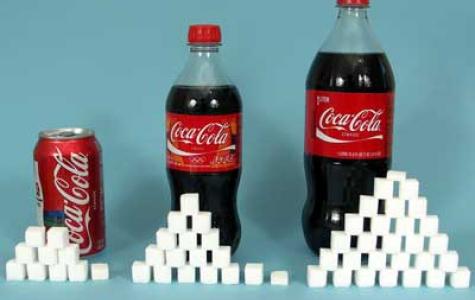 bir kola kaç küp şeker kaç kalori